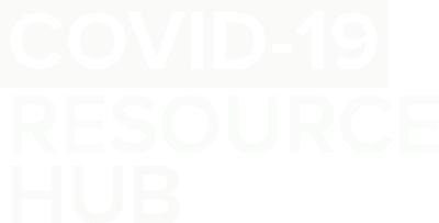 COVID 19 hub logo