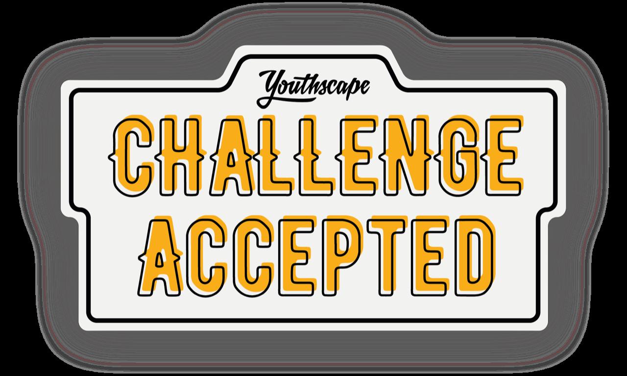 Challenge Accepted PIX Logo