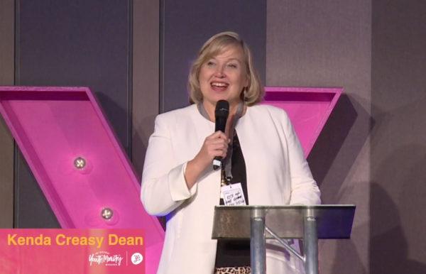 Watch last year's talk from Kenda Creasy Dean