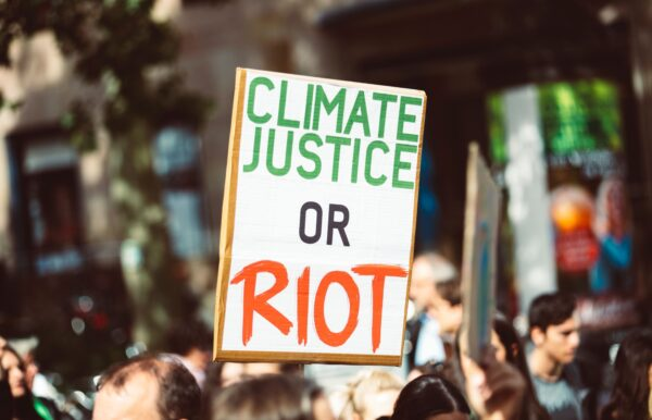 Engaging Young People with Climate Justice