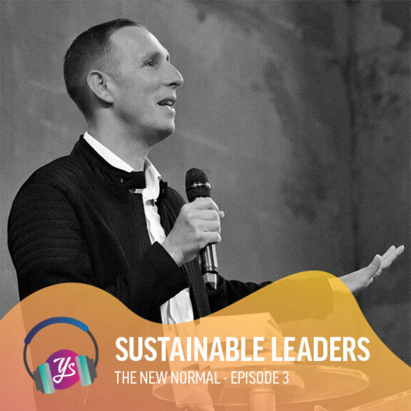 The New Normal Ep 3 - Sustainable Leadership