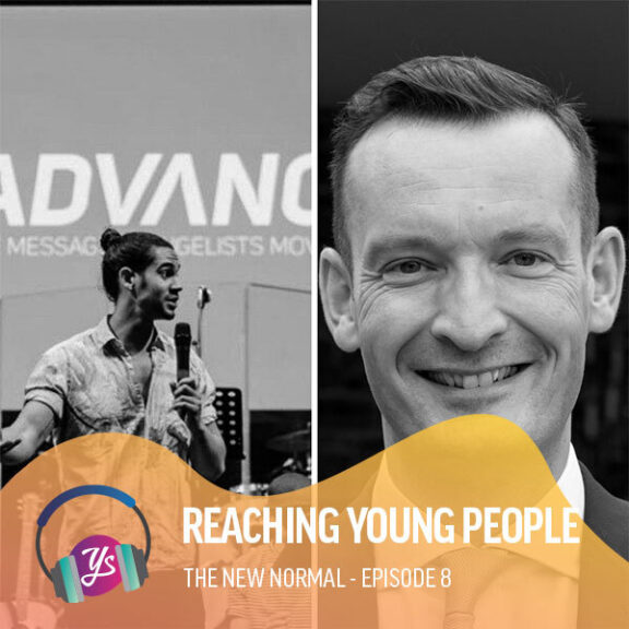 The New Normal Ep 8 - Reaching Young People