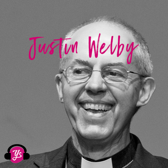 Prayer and Youth Work with Justin Welby