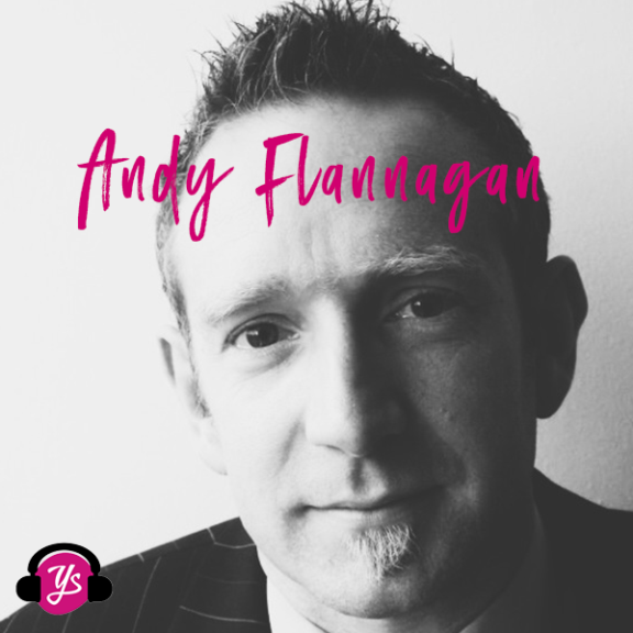 Politics and Reconciliation with Andy Flannagan