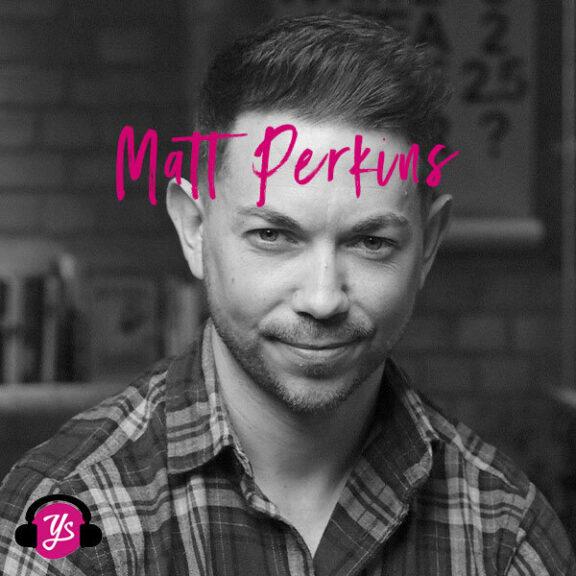 Young Men and Mental Health with Matt Perkins