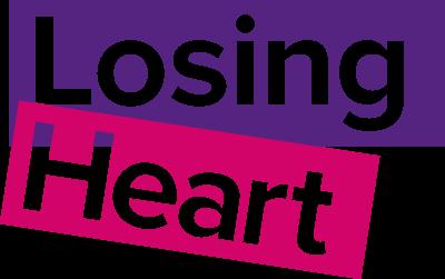 Losing Heart transparent logo