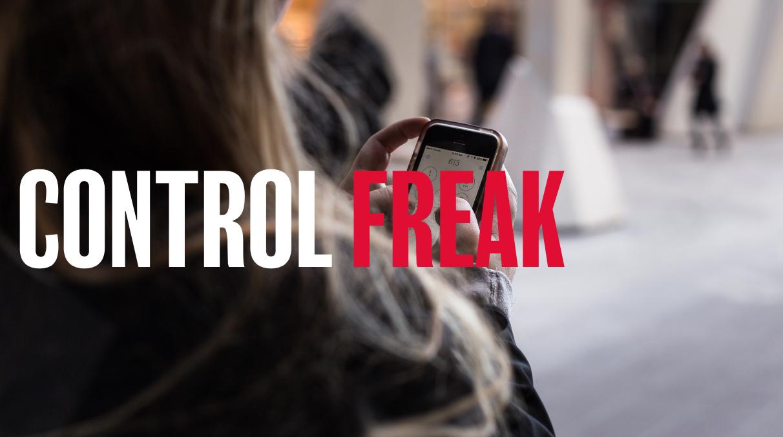 Control Freak- Shorter version
