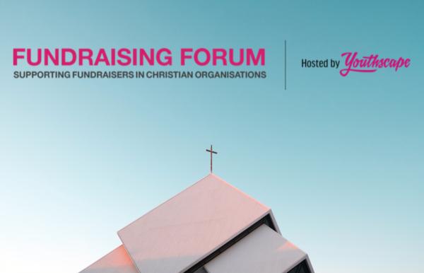 Fundraising Forum August 25th