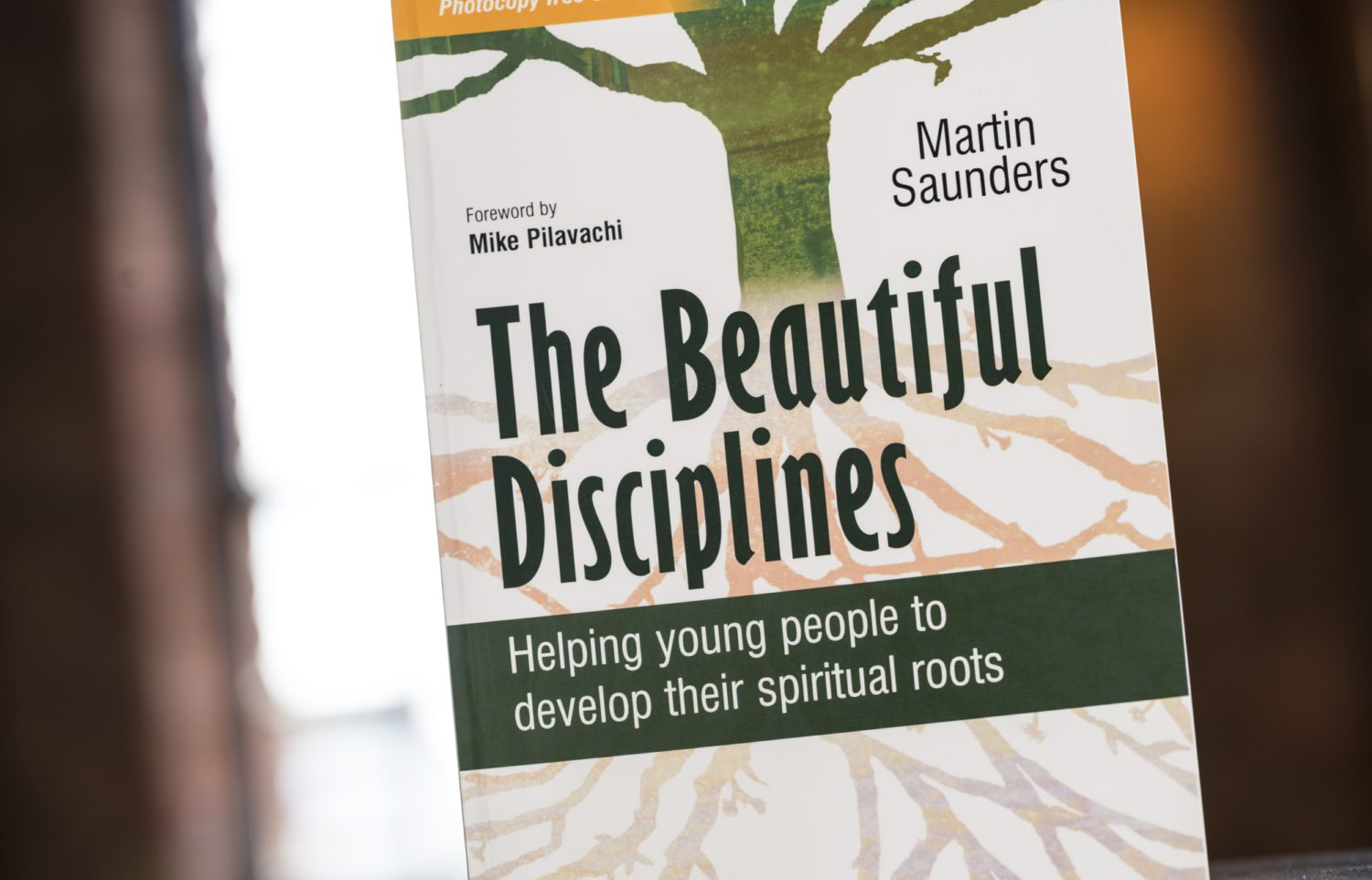 The Beautiful Disciplines, by Martin Saunders