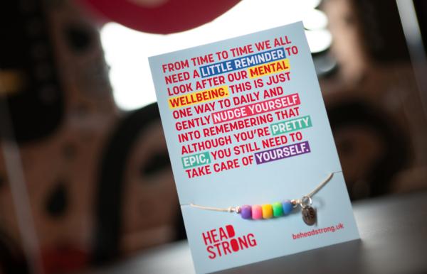 Headstrong Wellbeing Bracelet
