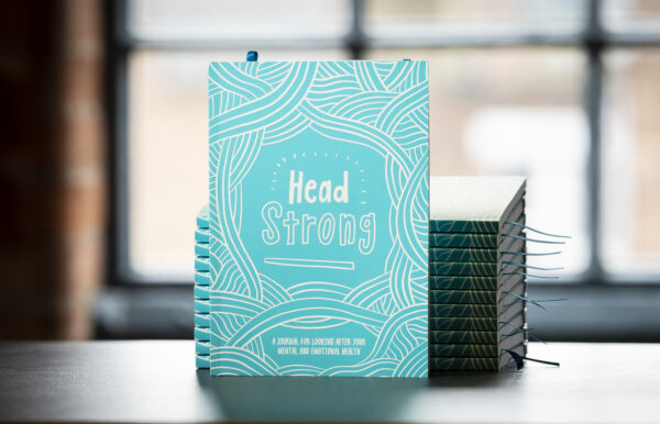 Journaling on a journey with Head Strong