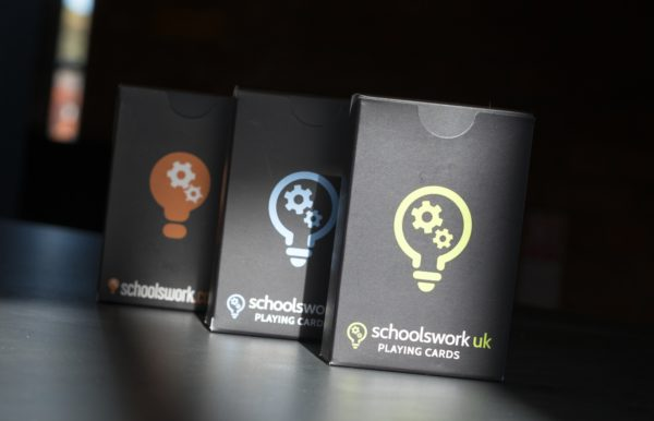 SchoolsworkUK Playing Cards