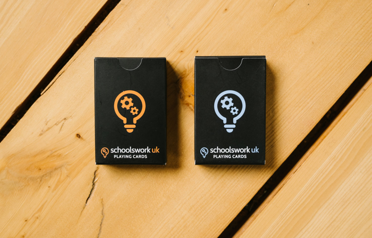SchoolsworkUK Playing Cards (Secondary & Student Double Pack)