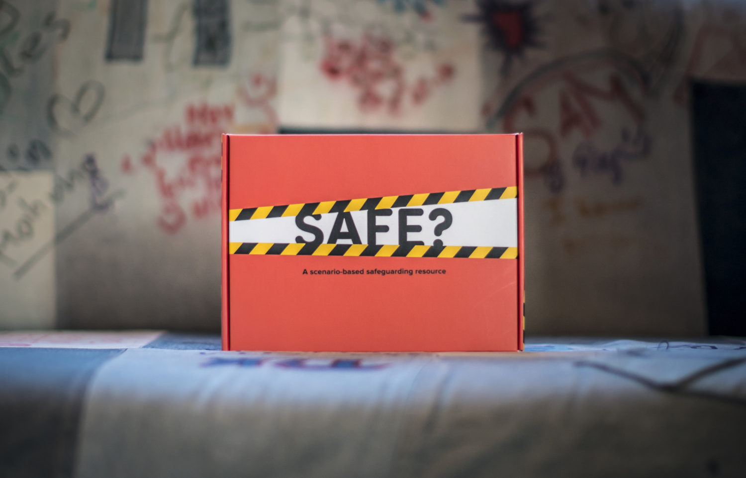 Safe? A new approach to safeguarding case studies