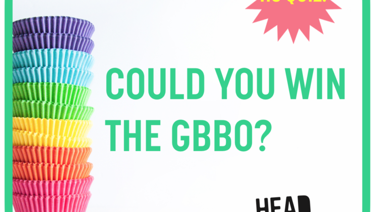 Are you skilled enough to win the GBBO?