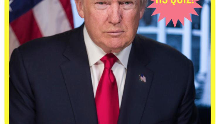 Trump or over-confident Apprentice chump?