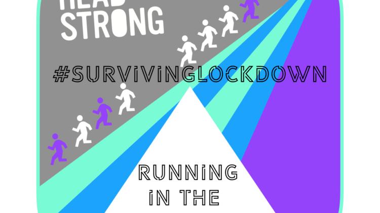 Lockdown 3.0 and running in the rain