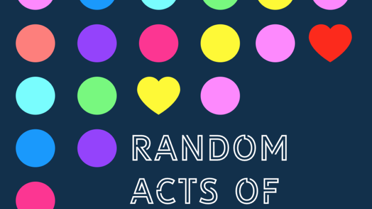 Random Acts Of Kindness Day- 17th Feb!
