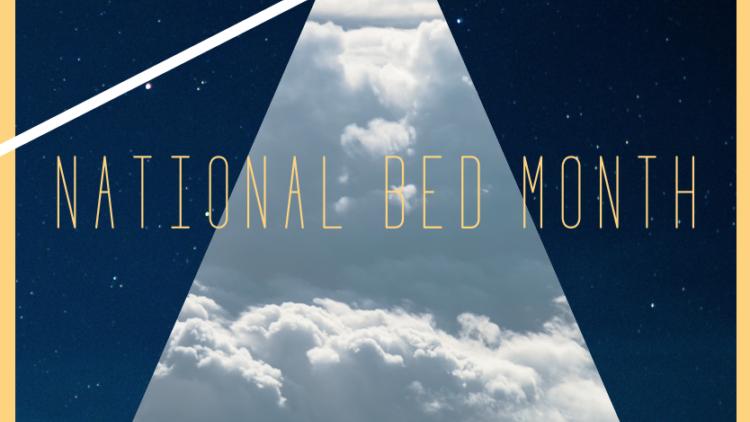 National Sleep Month- Tips to help you sleep