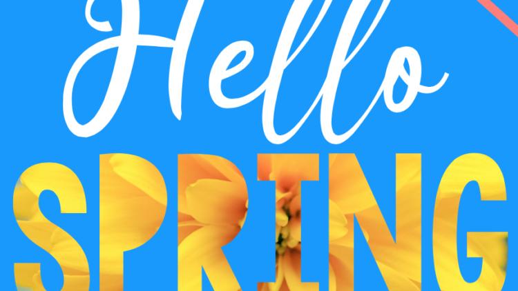 Hello Spring- New playlist!