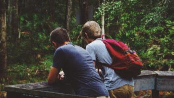 Boys and self-harm