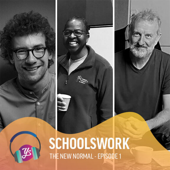 The New Normal Ep 1 - Schools work in a pandemic