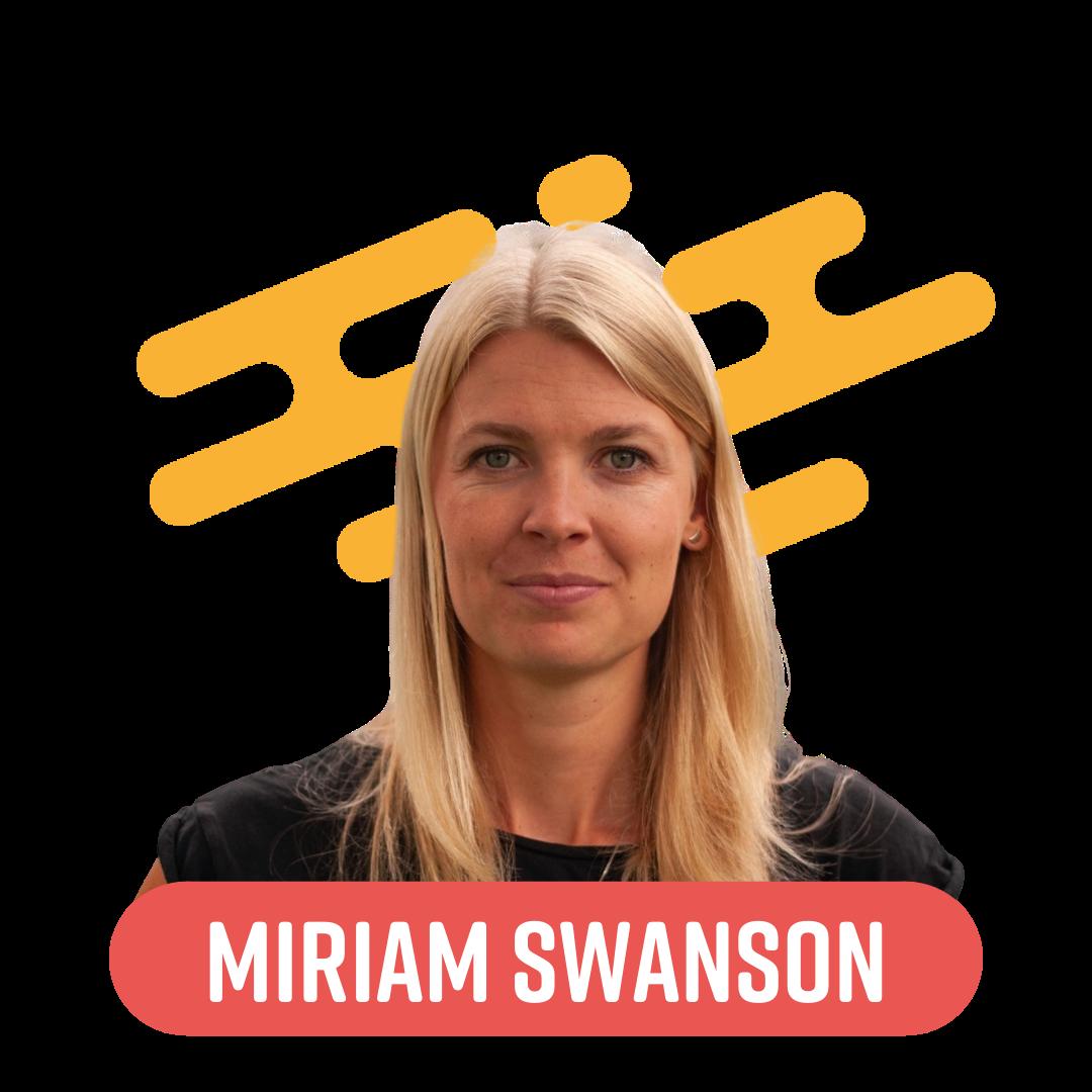 Miriam Swanson